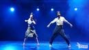 Max e Serena Swing Dance Collegiate Shag @Festa Danza 2017
