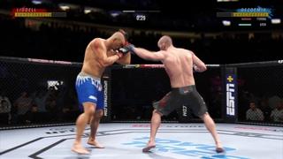 VBL 44 Light-Heavyweight Volkan Oezdemir vs Chuck Liddell