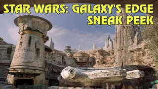 Sneak Peek Inside Star Wars: Galaxy's Edge at Disneyland