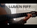Lumen (Riff) - Sid Nancy (Free TAB)