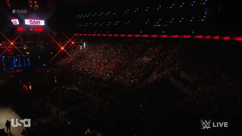 Baron Corbin vs Chad Gable WWE Raw 9/16/19