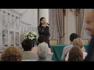 Торжественная церемония открытия I Всероссийского съезда именных библиотек «Именами славится Россия»