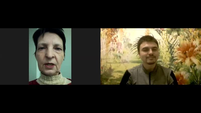 Интервью с Ириной Телегиной