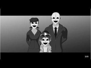 """МУЛЬТ: """"Быть милым"""" Антиутопическая короткометражка . Мир под управлением Искусственного интеллекта"""