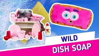 Смешные Истории Jolly Battle - Весёлое мытьё посуды