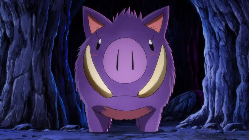 Озвучка 02 Семь смертных грехов Яростное правосудие Nanatsu no Taizai Fundo no Shinpan 2 серия BAN SAKURA