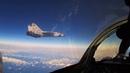 20000 м над землёй Воздушный бой в стратосфере истребителей МиГ-31 морской авиации ВМФ