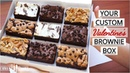 Make YOUR Favorite BROWNIE SELECTION With THIS Recipe Fudge Brownies 4 different ways