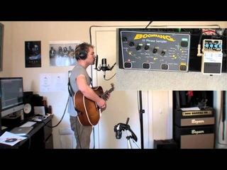 GOTYE - Somebody That I Used To Know (Loop Cover) | Sam Clark