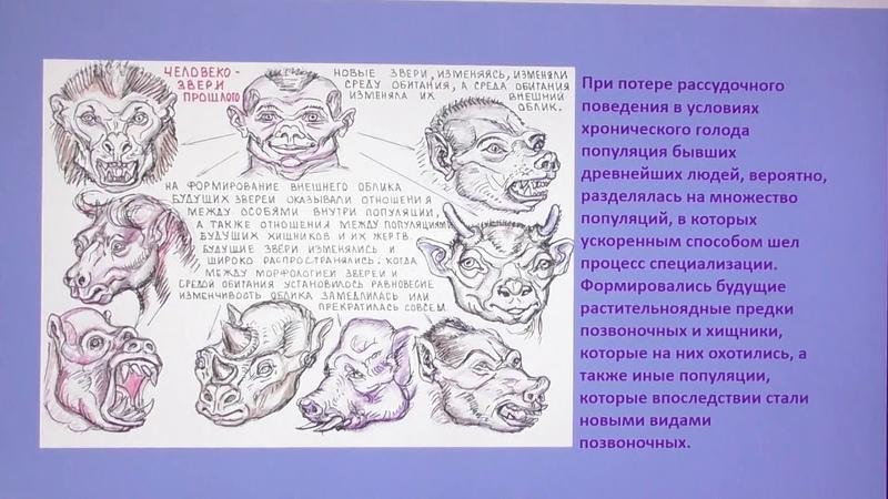 Инволюция пришельцев для чего это надо А Белов 20 июня 2020