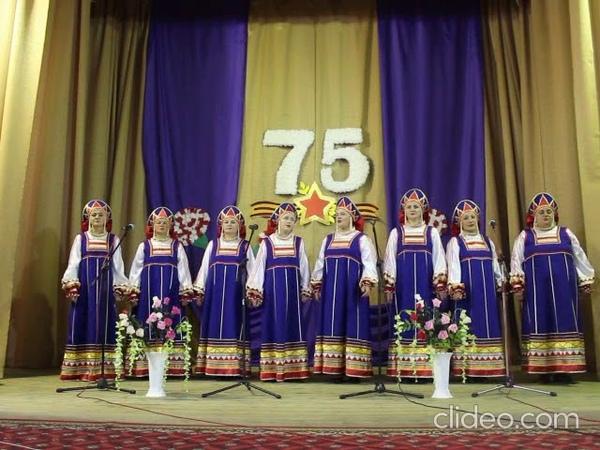 Вокальная группа Гармония Вдовы России