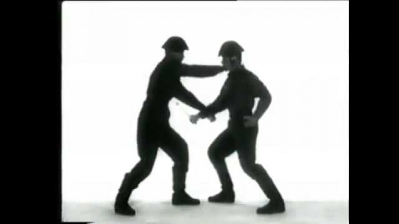 DDR NVA Lehrvideo Thema Nahkampf Titel Nahkampf! Wie ausbilden