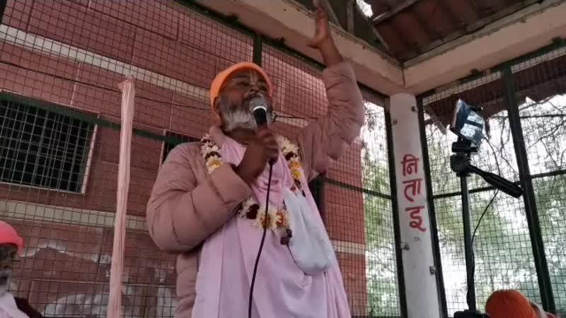 Govardhan parikrima Sankarshana Kunda 25 11 2020