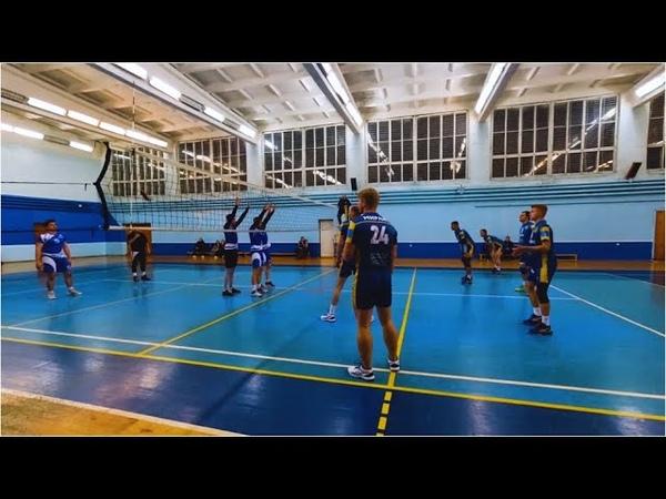 Соревнования по волейболу Битва За Кубок Игра 2
