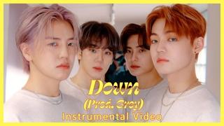 에이스 () - Down (Produced by Grey) Instrumental Video
