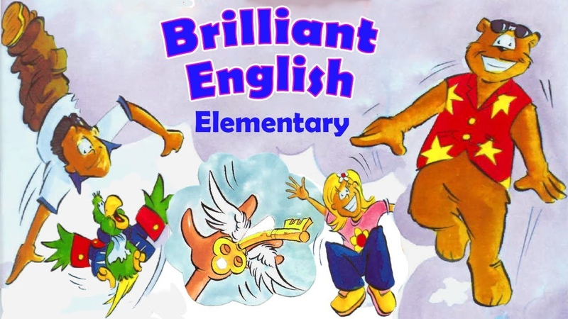 Brilliant English Course Level 2 Elementary LEARN ENGLISH THROUGH STORY