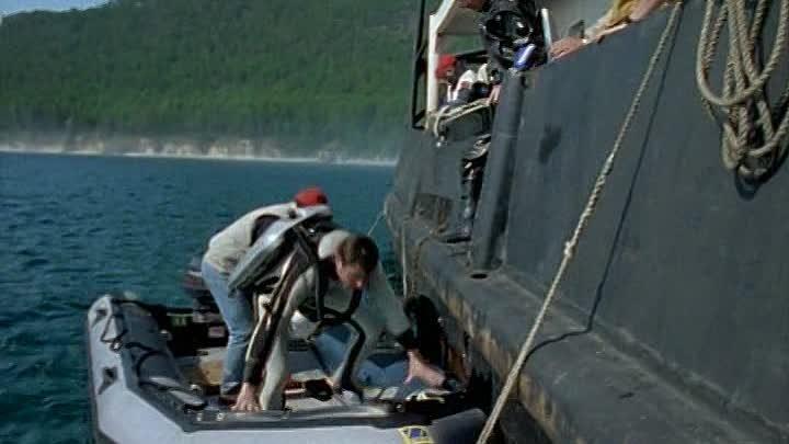 Байкал В зазеркалье Байкала 1997 Одиссея Жака Кусто