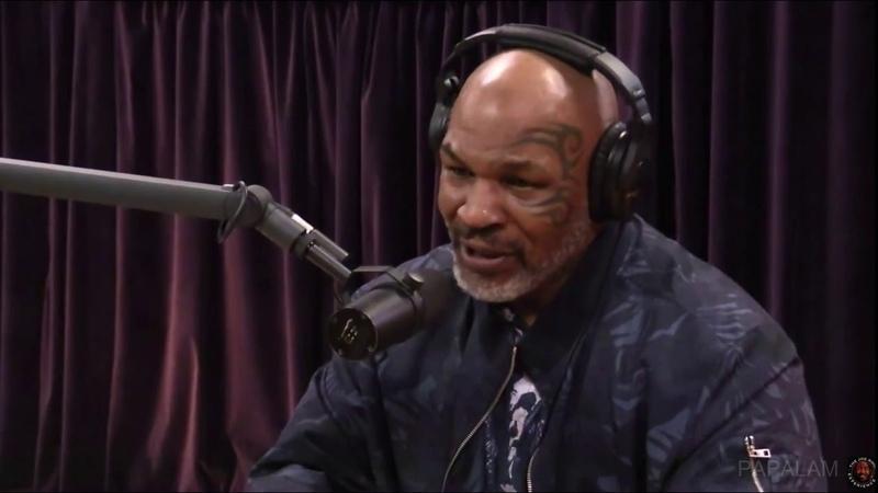 Mike Tyson о том почему он курит марихуанну PAPALAM