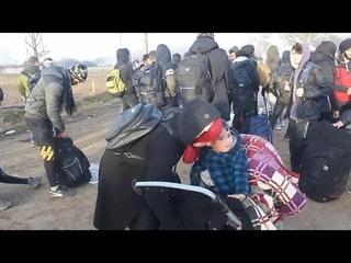 Турция: мигранты застряли на границе