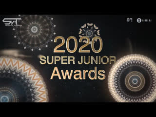 [рус. саб] Super Junior Awards 2020 - эп. 1