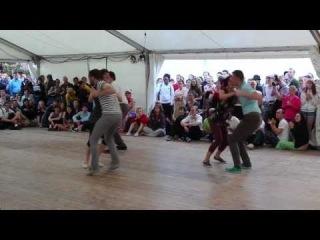 Herrang Dance Camp 2012 Week 4 Comp&Show presentation
