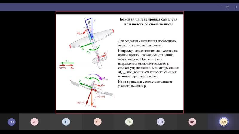 Аэродинамика Разбор ЛР №5 12 11 2020