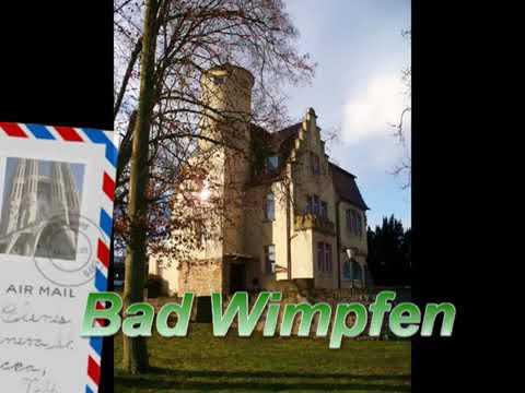 Bad Wimpfen Germany Бад Вимпфен Германия