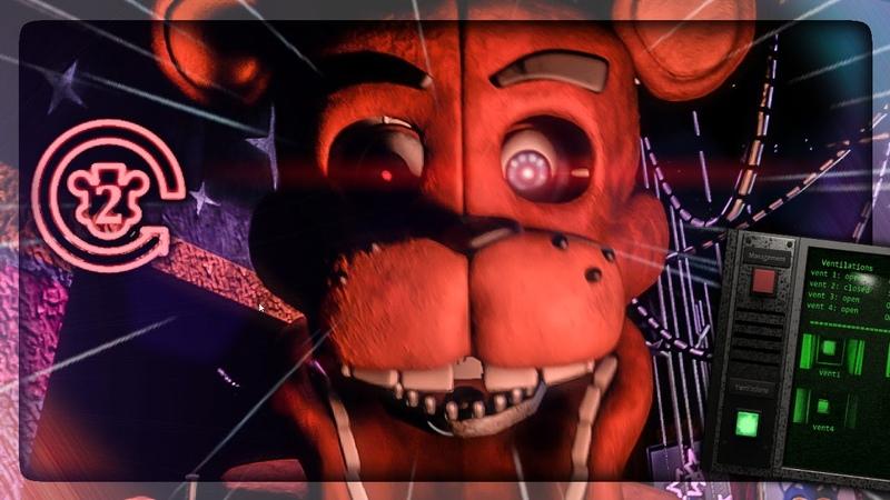 МЫ СНОВА ВЕРНУЛИСЬ К ФРЕДДИ ✅ The Return to Freddy's 2 Rebuilt 1