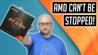 Привет, Intel! Вот как выглядит улучшение! AMD Ryzen 5 5600X против 3600X