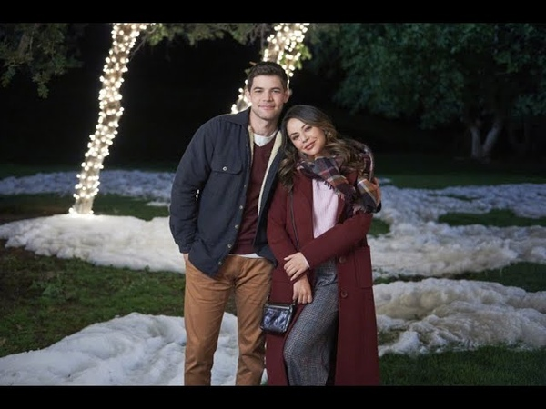 First Look Holly Ivy Hallmark Movies Mysteries