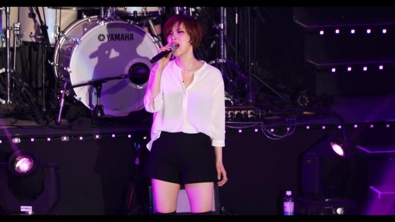 18.08.24 Gummy - 통증 OST - JTN Live Concert with Gummy