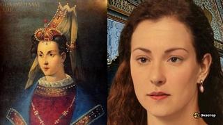 Ожившие при помощи нейросетей портреты супруг и матерей османских султанов