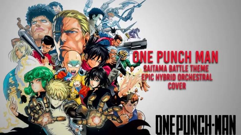 One Punch Man Seigi Shikkou Hybrid Orchestra Cover