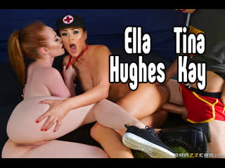 Ella Hughes, Tina Kay ЖМЖ измена анал порно  секс минет сиськи анал порно секс порно эротика sex porno milf brazzers anal