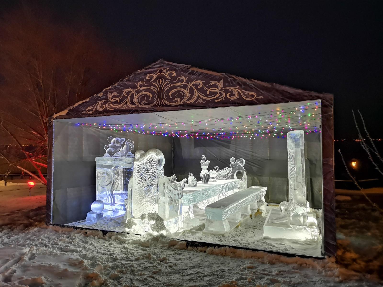 В Челябинске на территории SmolinoPark появились царские палаты!
