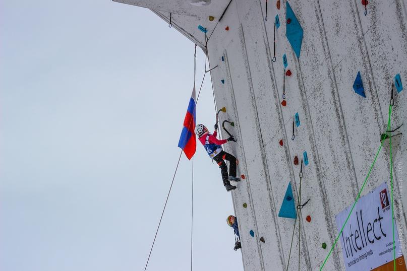 Главные отечественные ледолазные старты сезона финишировали в городе Кирове в минувшие выходные – чемпионат и первенство России по альпинизму. Всем было что доказывать и что терять…, изображение №48