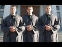 Agni Parthene Choir of one Радуйся Невесто хор из меня Low deep voice Andre Serba