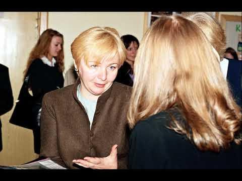 Людмила Путина бывшая жена нынешнего президента