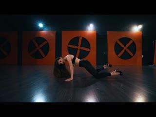 Кристина Светличная - Когда ты плачешь (танец)