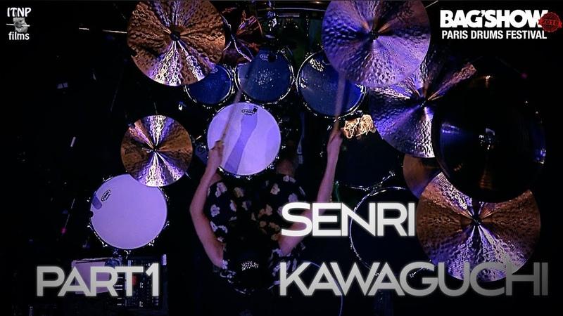 Senri Kawaguchi Bag'Show 2018 part 1
