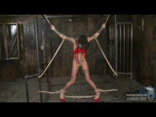 Bonnie Rotten - BDSM _ [ Teen Sex POV BJ hardcore БДСМ BDSM жестко жестоко трахн