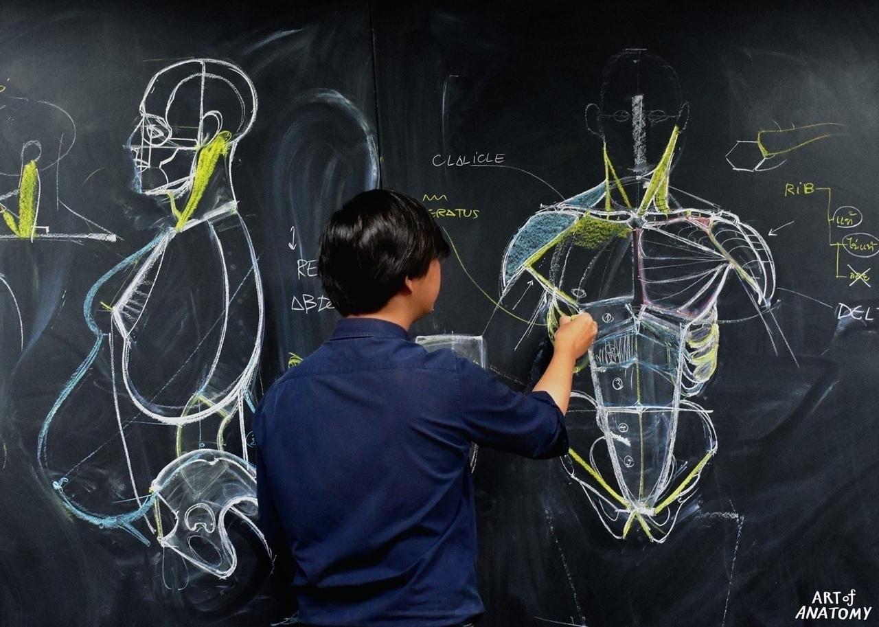 Урок анатомии в Тайланде