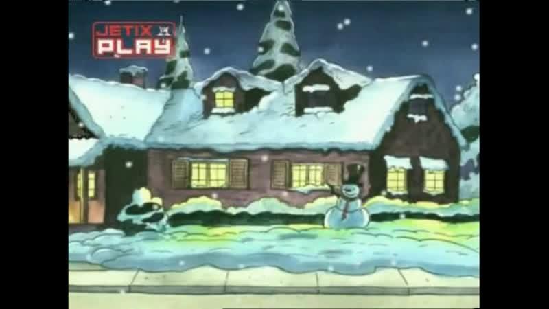 Секретные материалы псов-шпионов – 2 сезон, 8 серия, 2 часть. Санта Клаус или дело отмороженного деда