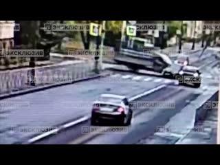 Авария в Пушкине