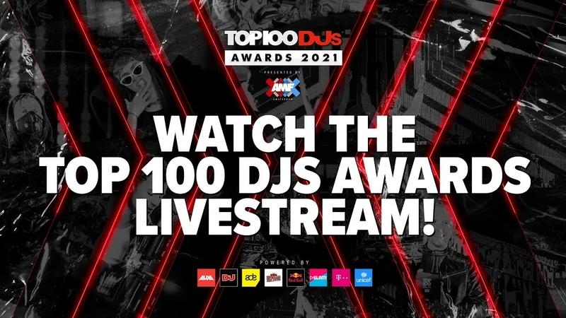 DJ Mag Top 100 DJs Awards 2021 @ AMF Amsterdam Music Festival