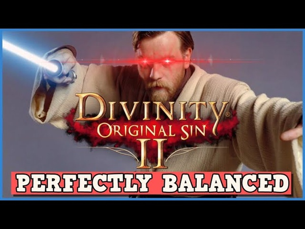 Divinity Original Sin 2 Is A Perfectly Balanced Game With No Exploits TELEKINESIS ONLY CHALLENGE