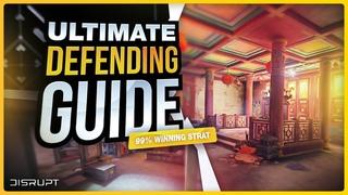 How To Defend: Throne & Armory on Theme Park - Rainbow Six Siege