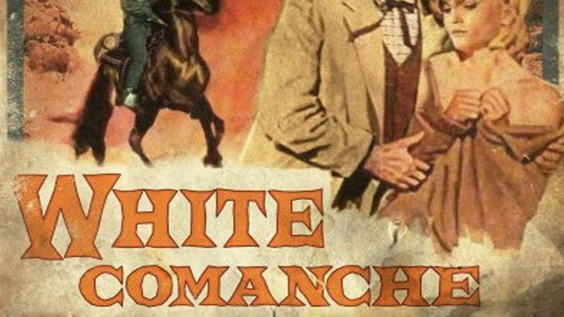 White Comanche (Comanche Blanco, 1968, Western Movie, English) watch free movies in full lenght