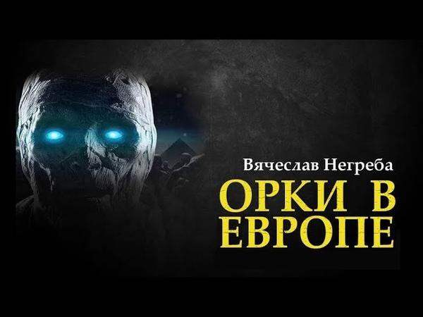 Орки в Европе. Вячеслав Негреба