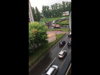 Что-то случилось во дворах бульвара Шевченко